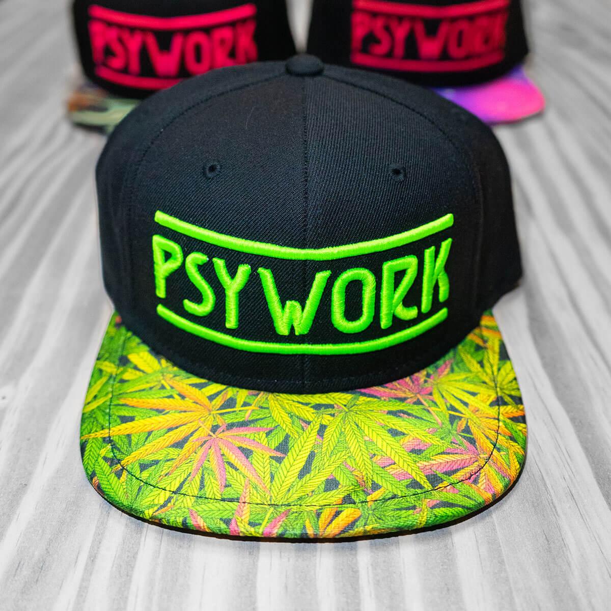 Psywork Neon Cap